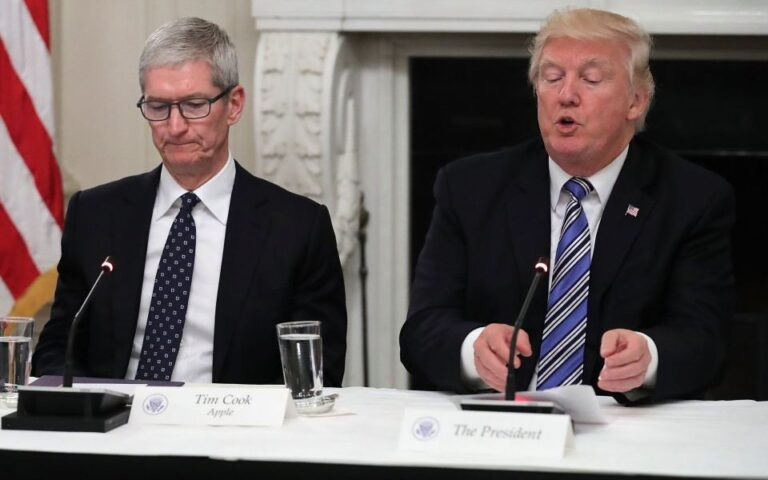President Trump Tweets That Apple Will Not Get Tariff Exemption for the 2019 Mac Pro