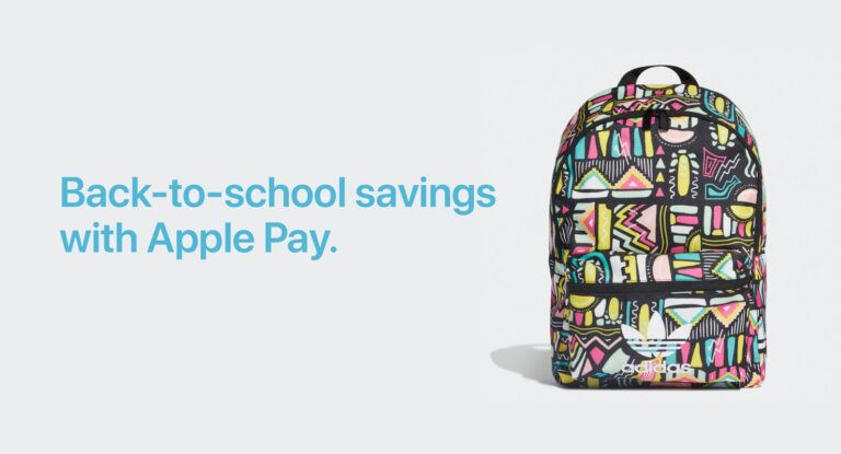 Apple Pay Deal of the Week: Apple Launches Back to School Deals