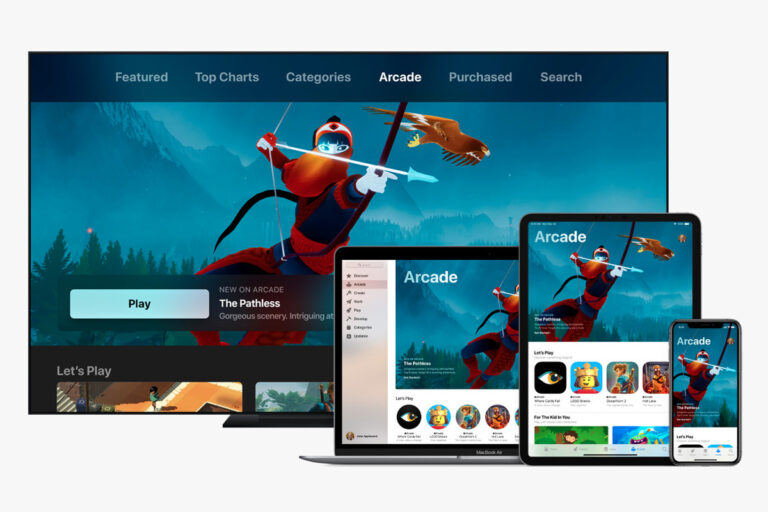 Rumor: Apple Arcade Gaming Subscription Said to be $4.99 Per Month