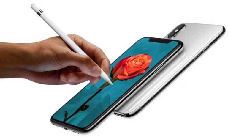 2019 iPhones might be getting Apple Pencil support