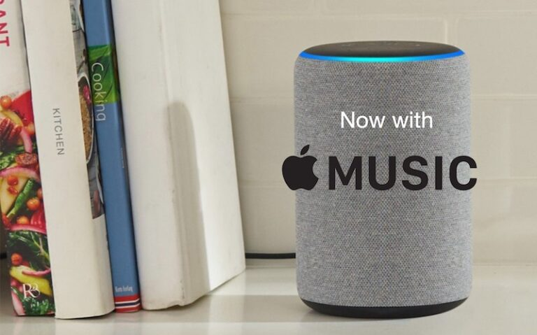 Amazon Alexa now supports Apple Music in France, Germany, Italy, Spain