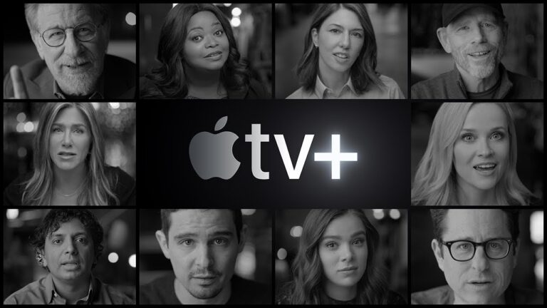 Apple TV+ will launch in November at $9.99