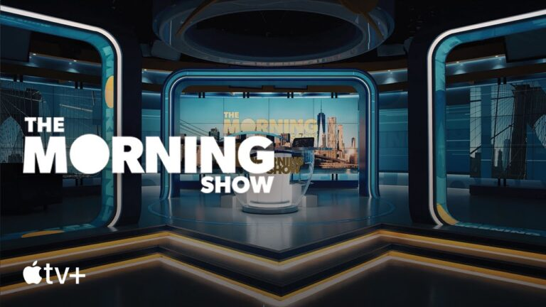 "Apple's ""The Morning Show"" Said to Cost $150 Million Per Season"