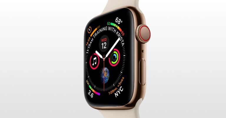 Details of the Apple Watch Series 5 leaked