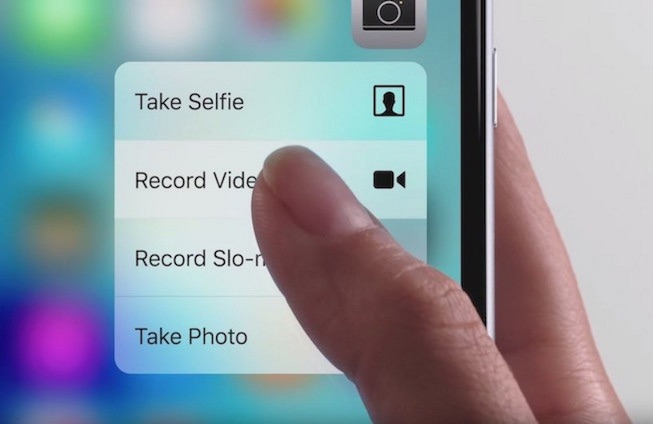 Apple Gets Rid of 3D Touch on the iPhone 11