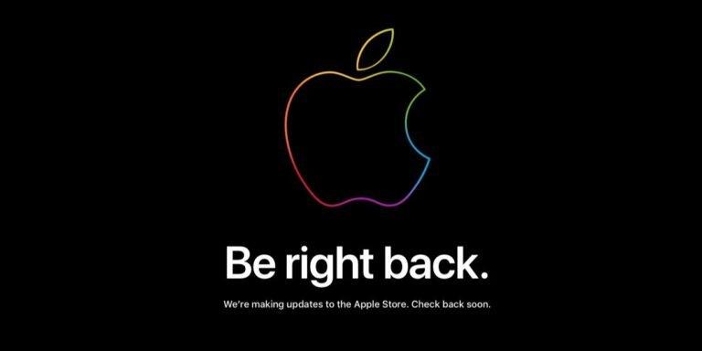 Apple Store Goes Down Before September 2019 Apple Event