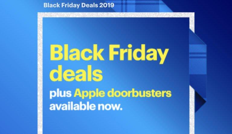 Apple Deals in Best Buy's 2019 Black Friday Ad