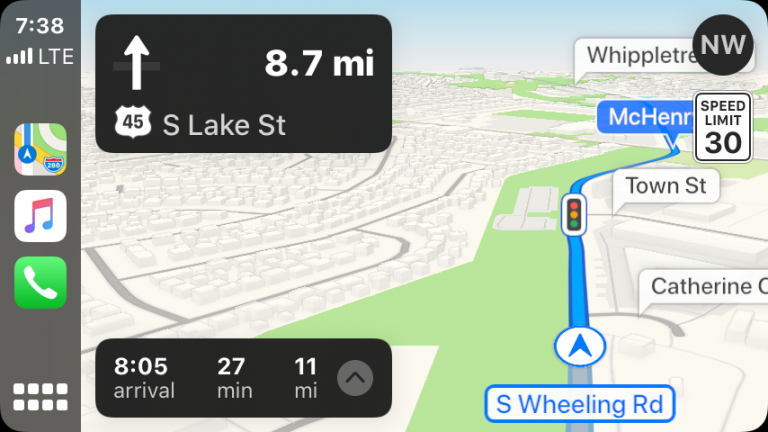 Redesigned Apple Maps comes to the United States