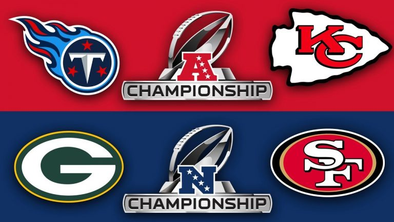 How to stream the 2020 AFC and NFC Championship games