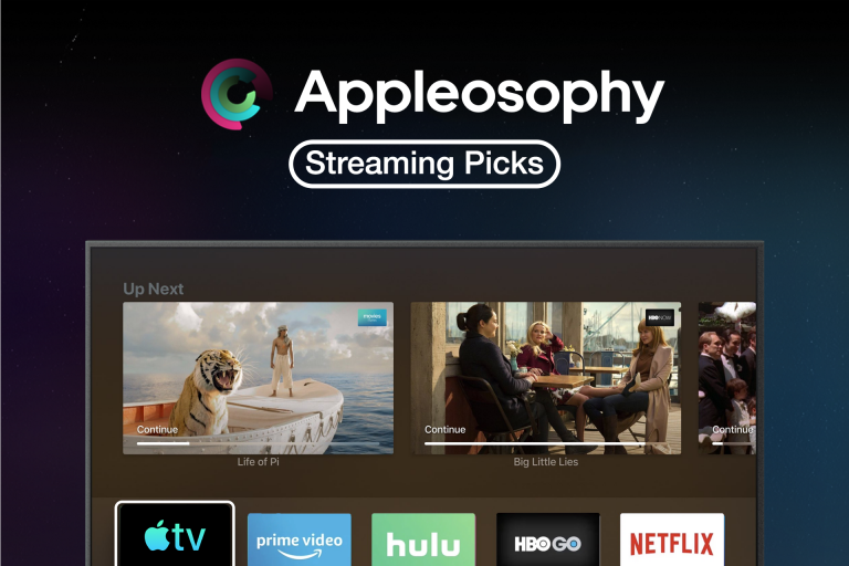 Appleosophy Streaming Picks: April 17-23