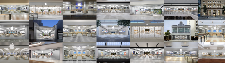 Australian Apple Stores reopen after restrictions eased