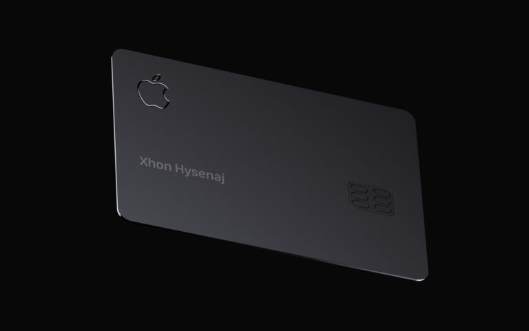 Could a Space Gray Apple Card come to fruition?