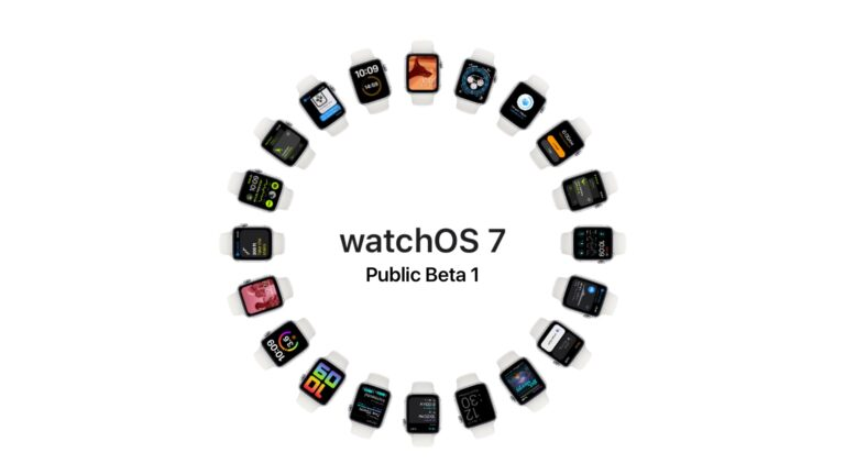 Apple Releases watchOS 7 Public Beta: How to install