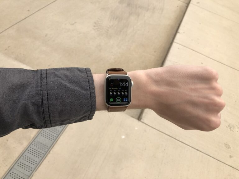 Review: Six months later with my 40mm Apple Watch Series 5
