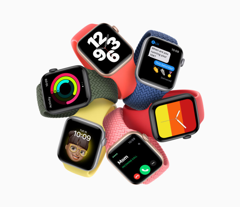 Apple Watch SE Just Announced in September Event.