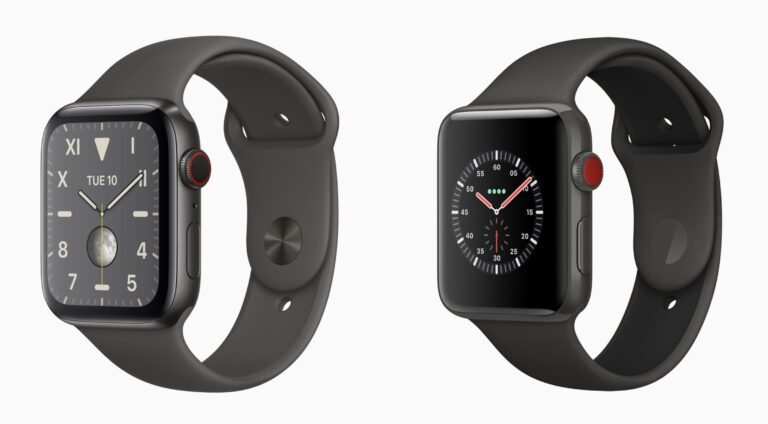Apple Watch Series 5 at $100 Off; Apple Watch Series 3 at $169