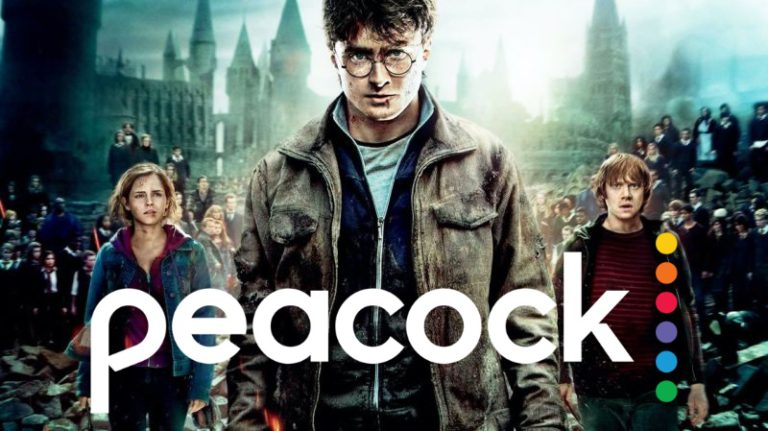 """All """"Harry Potter"""" movies are coming to Peacock tomorrow"""