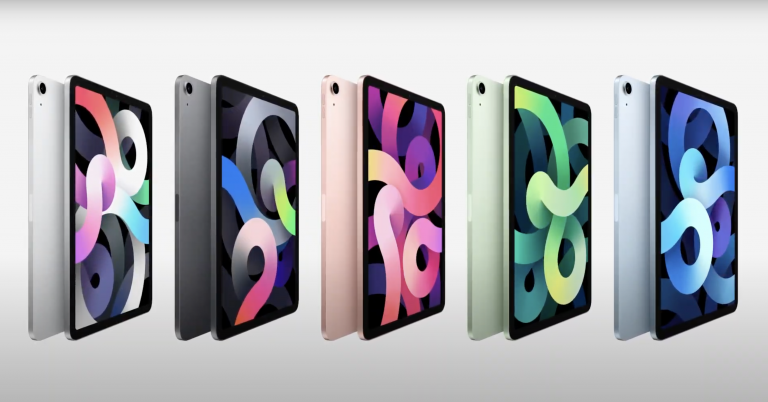 Exclusive New iPad Air Wallpapers