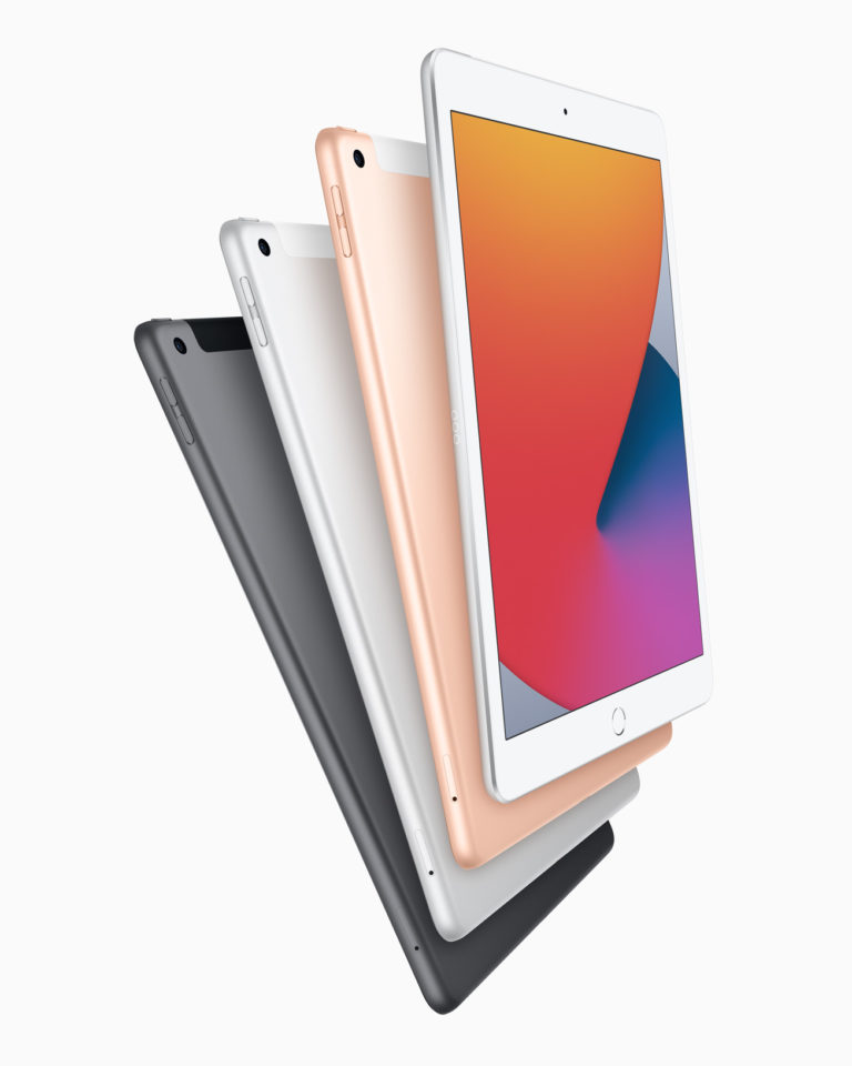 Apple unveils the new iPad 8th Generation with the A12 Bionic Chip