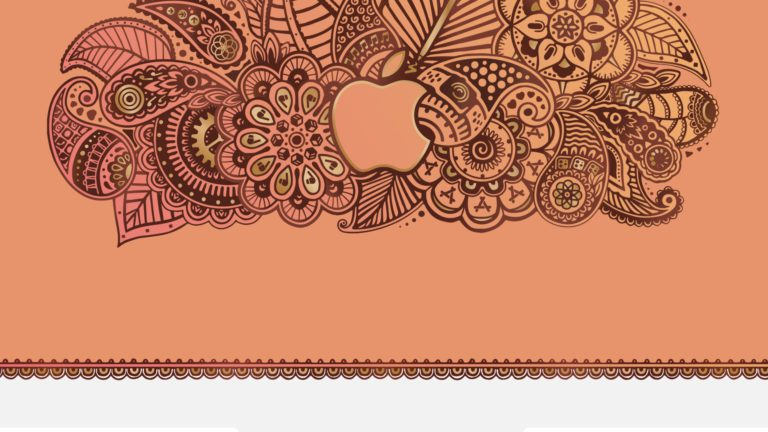 Exclusive Apple India Wallpapers for iPad and Desktop