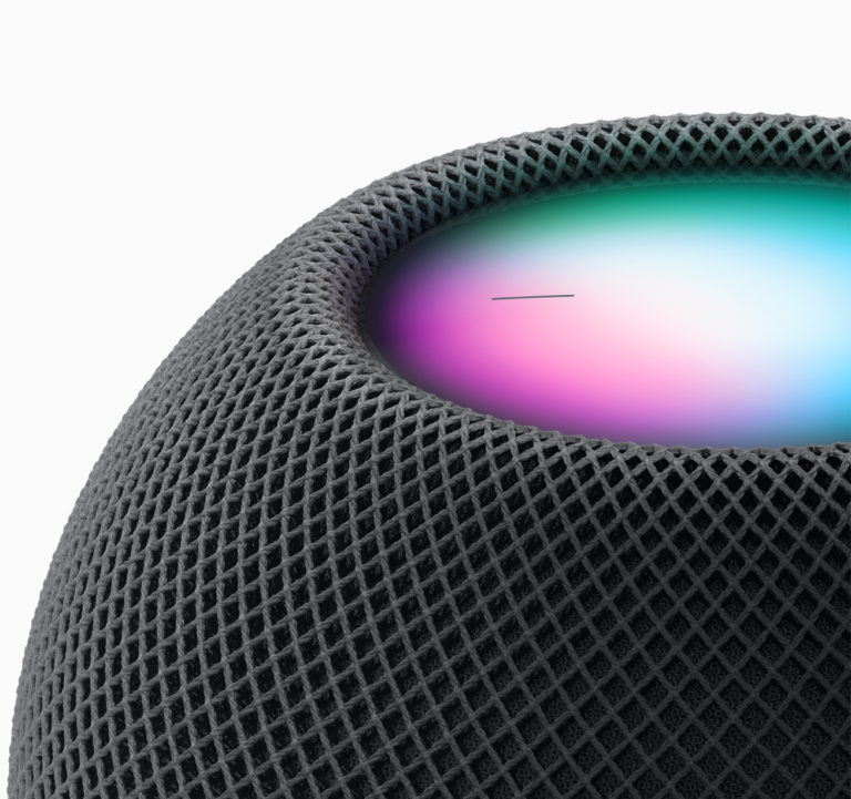 Apple's HomePod mini to Include Non-Detachable USB-C Cable