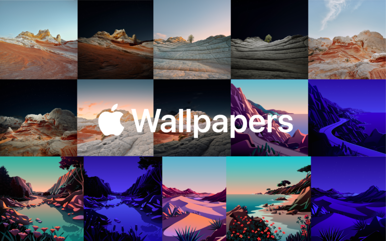 New iOS 14.2 Beta 4 Wallpapers