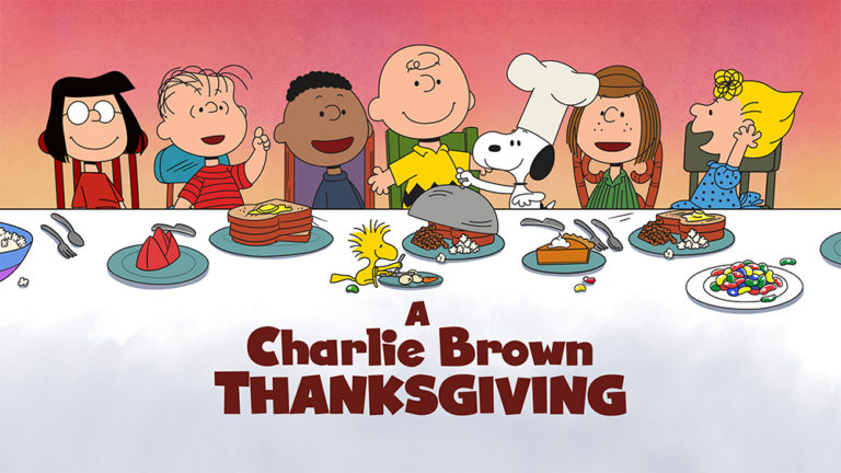 "Reminder: ""A Charlie Brown Thanksgiving"" is now available for free on the Apple TV app"