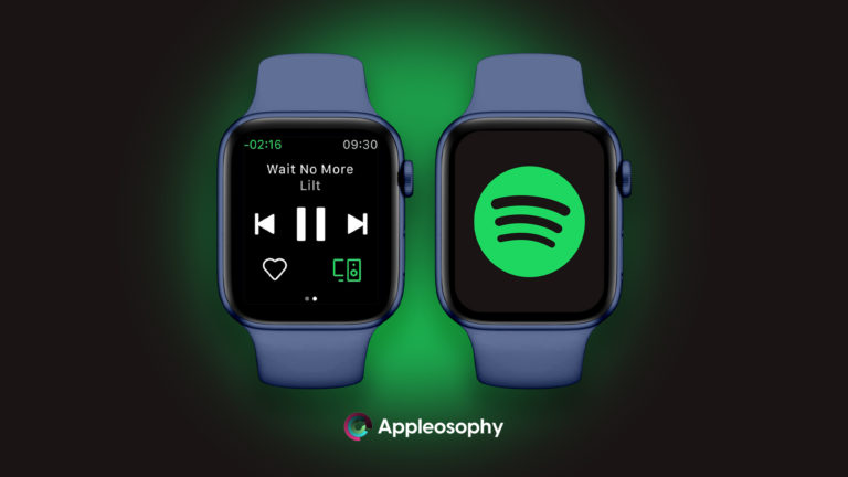 Streaming support now available on Spotify Apple Watch app