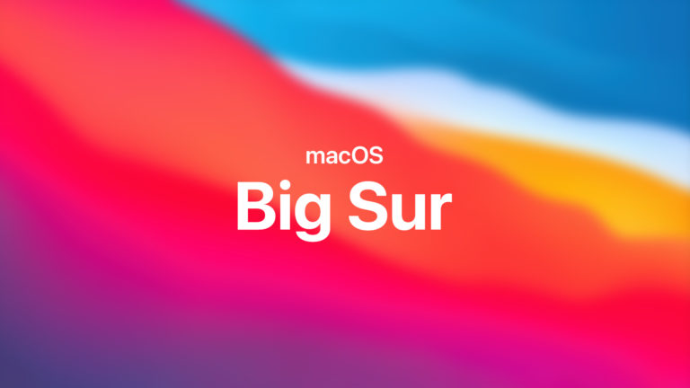 Apple seeds macOS Big Sur 11.0.1 Release Candidate to developers ahead of next week's event