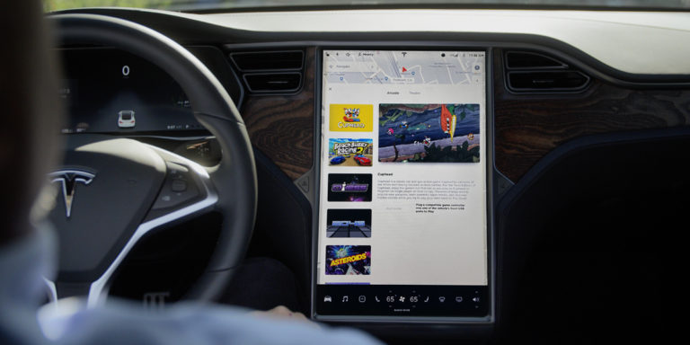 Apple Music, others may soon be supported on Tesla vehicles