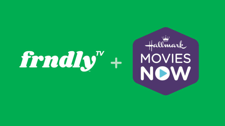 Hallmark Movies Now added as add-on option on Frndly TV
