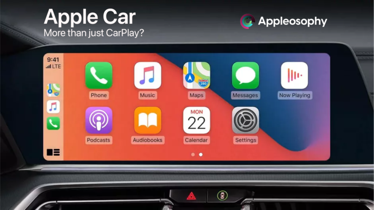 Digitimes reports Apple Car production to begin in 2024