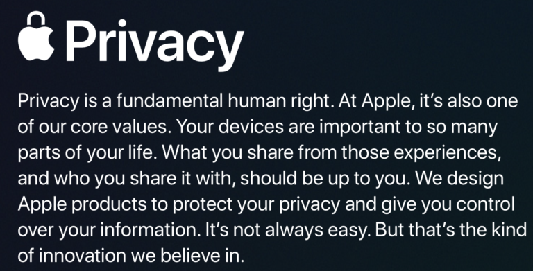 iCloud Safari Bookmarks Now End-To-End Encrypted